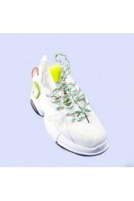 Pantofi sport dama Daniela albi