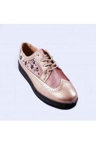 Pantofi casual dama Lidia roz