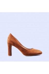 Pantofi dama Catalina camel