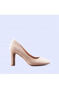 Pantofi dama Catalina bej