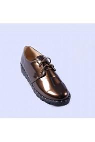 Pantofi casual dama Monica maro