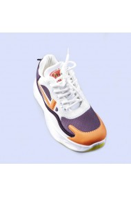 Pantofi sport dama Ecaterina portocalii