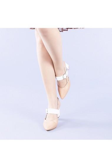 Pantofi dama Ramona roz