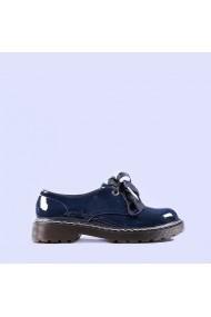 Pantofi casual dama Clara albastri