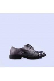 Pantofi casual dama Mirela gri