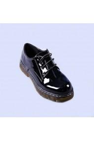 Pantofi casual dama Iris negri