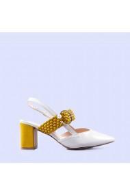 Pantofi dama Ramona bej