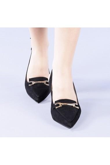 Pantofi dama Rodica negri