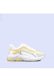 Pantofi sport dama Narcisa galbeni