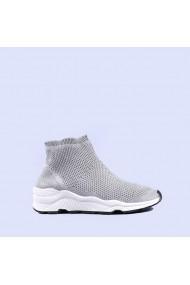 Pantofi sport dama Mildred argintii