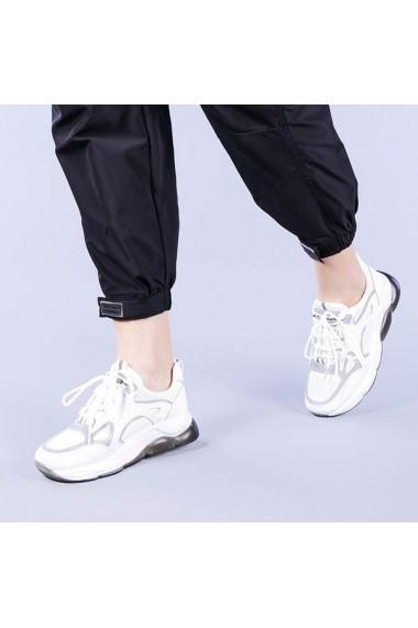Pantofi sport dama Nadina albi