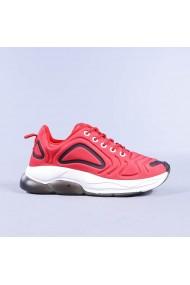 Pantofi sport dama Nadya rosii