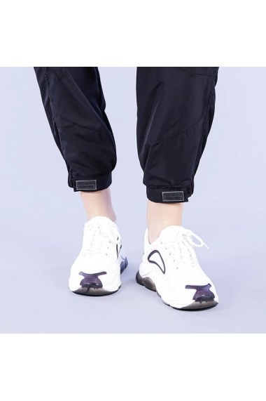 Pantofi sport dama Nadya albi
