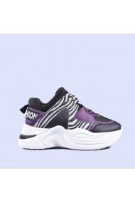 Pantofi sport dama Elena zebra