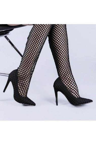 Pantofi dama Hannah negri