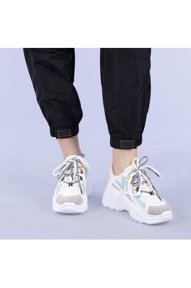 Pantofi sport dama Loredana roz