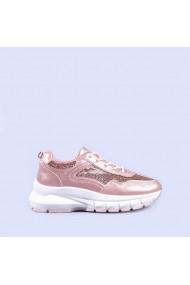 Pantofi sport dama Abana roz