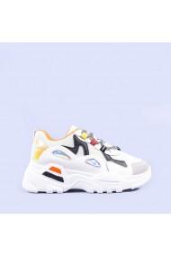 Pantofi sport dama Loredana portocalii