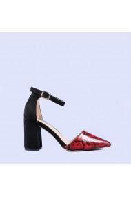 Pantofi dama Smaranda rosii