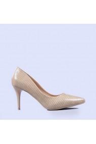 Pantofi dama Minerva bej