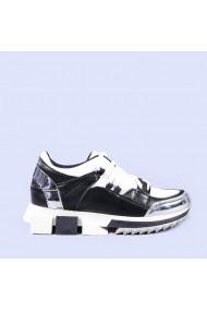 Pantofi sport dama Lupita albi
