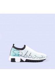 Pantofi sport dama Malvina verzi