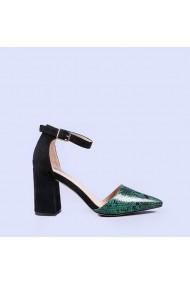 Pantofi dama Smaranda verzi