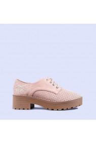 Pantofi dama Sandra roz