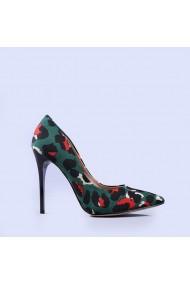 Pantofi dama Gratia verzi