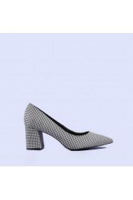 Pantofi dama Zenith negri
