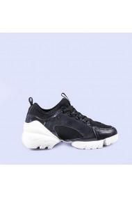 Pantofi sport dama Macrina negri