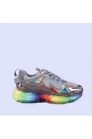 Pantofi sport dama Aissa gri