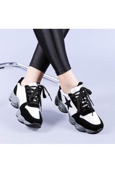 Pantofi sport dama Katerina negri