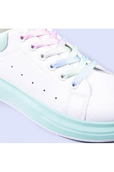 Pantofi sport dama Alesia verzi