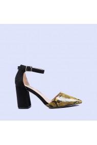 Pantofi dama Smaranda galbeni