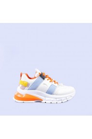 Pantofi sport dama Sully portocalii