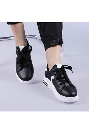Pantofi sport dama Amaris negri