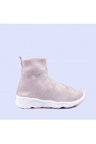 Pantofi sport dama Madalina roz