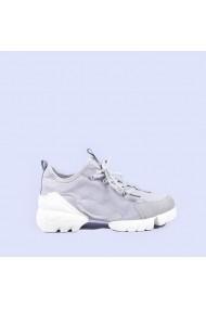 Pantofi sport dama Macrina gri