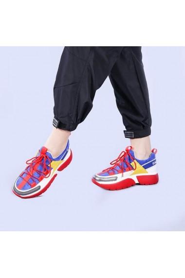 Pantofi sport dama Lucy albastri