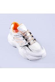 Pantofi sport dama Simra portocalii