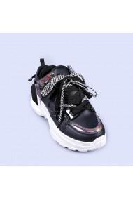 Pantofi sport dama Noella negri