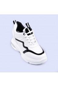 Pantofi sport dama Vicky albi