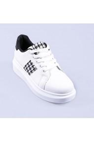 Pantofi sport dama Chickoa albi