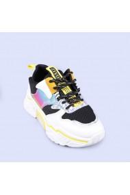 Pantofi sport dama Carolina negri