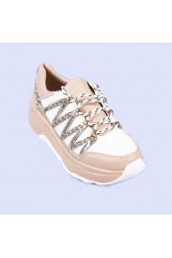 Pantofi sport dama Anastasia apricot