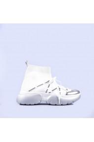 Pantofi sport dama Ramona albi