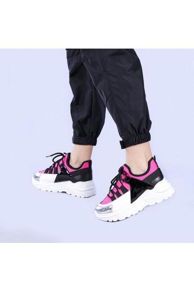 Pantofi sport dama Sequoia fuchsia