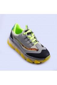 Pantofi sport dama Amalia gri