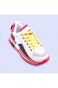 Pantofi sport dama Agata rosii